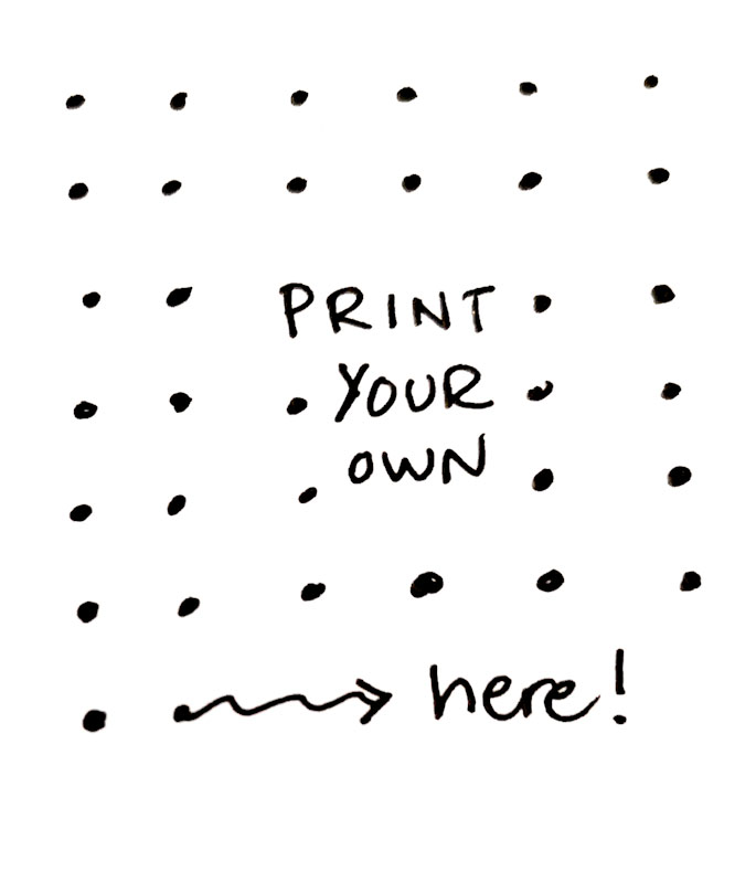 It's just an image of Free Printable Dot Grid Paper pertaining to centimeter