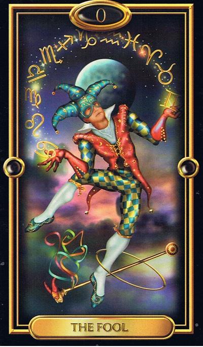 Guilded Tarot