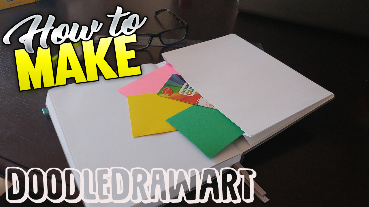 how to make a journal pocket