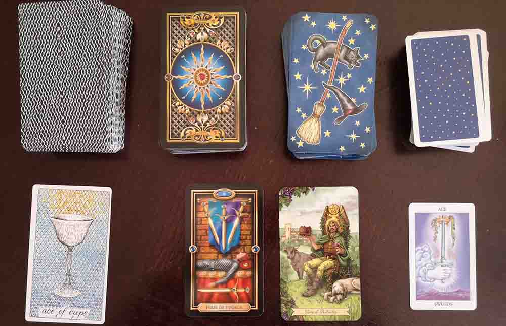 which tarot deck should I choose?