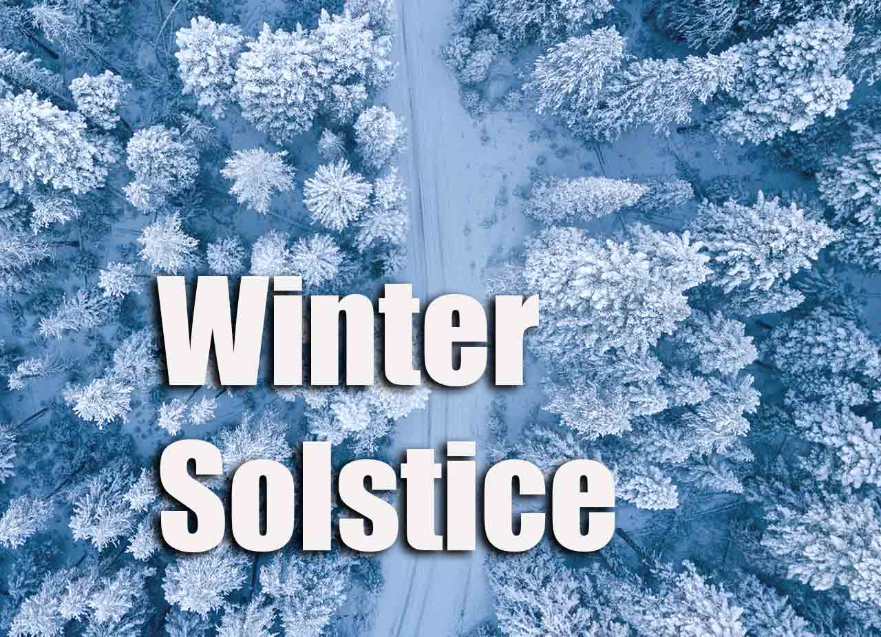 winter solstice preparation