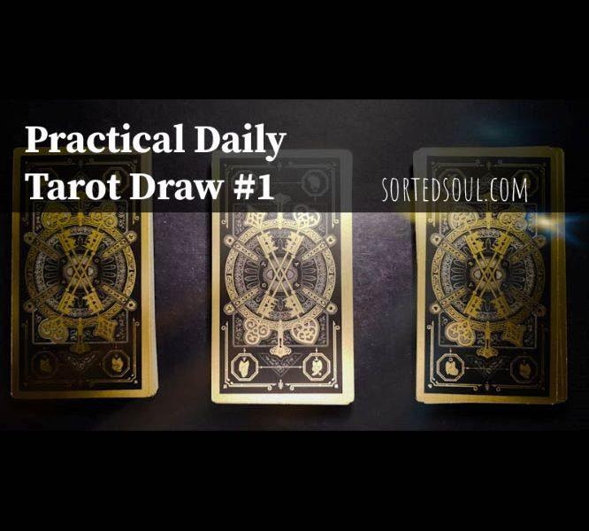 Daily Tarot Draws #1